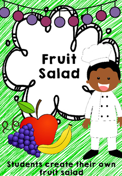 Fruit Salad Directions