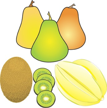 Fruit Series II Clip Art