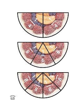 Fruit Tart Fractions