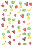 Fruit Themed Background