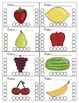 Fruit Themed Punch Cards