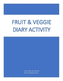 Fruit & Vegetable Diary Activity