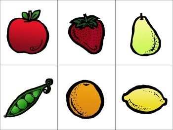 Fruit & Vegetable FUN Pack!