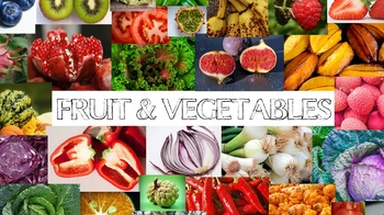 Fruit & Vegetable Images for Drawing and Painting