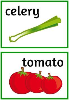 Fruit & Vegetables (BUNDLE PACK)