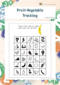 Fruit-Vegetable Tracking