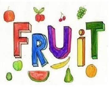 Fruit Word Carts