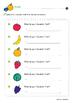 Fruit Worksheets / Activities *Printables*