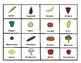Fruit and Vegetable Bingo