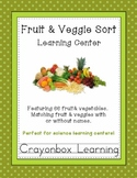 Fruit and Vegetable Center - Fruit and Veggies