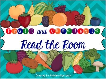 Fruit and Vegetable Read the Room