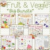 Fruit and Vegetable Resources Mega Bundle