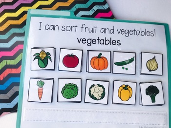 Fruit and Vegetable Sort