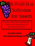 Fruit is a Suitcase for Seeds Book companion