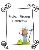 Fruit n Veggie Flashcards