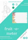 Fruit o meter (Frutómetro)