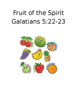 Fruit of the Spirit
