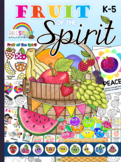 Fruit of the Spirit Bible Activity Pack