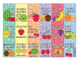 Fruit of the Spirit Brag Tags