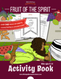 Fruit of the Spirit Activity Book & Lesson Plans