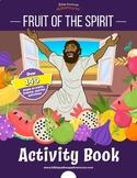 Fruit of the Spirit Activity Book & Lesson Plans