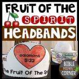 Fruit of the Spirit  Crowns/Headbands