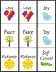 Fruit of the Spirit: Fun Pre-K and K themed printables