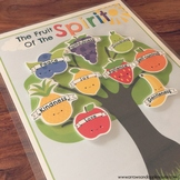 Fruit of the Spirit Memory Game