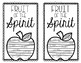 Fruit of the Spirit Activity Pack