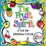 Free Fruit of the Spirit Play