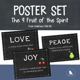Fruit of the Spirit Poster Set- Free!