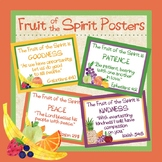 Fruit of the Spirit Posters