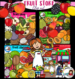 Fruit store clip art- 138 images!!!
