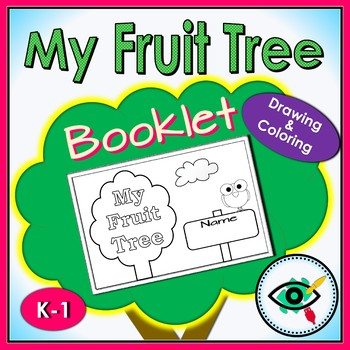 My fruit tree booklet