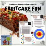 Fruitcake Fun - Graphing, Measurement and more!