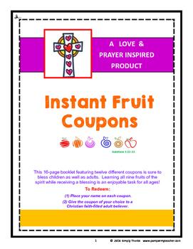 Fruitful Coupons