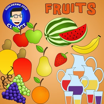 Fruits Freebie Clipart