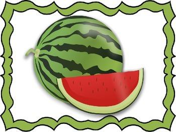 Fruits (Flashcards)