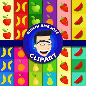 Fruits Backgrounds Papers