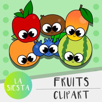 Fruits Clipart