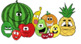 Fruits- Cliparts- Creator Kit: ADD-ON- For Personal or Commercial use