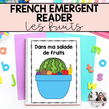 Fruits Emergent Reader (French)