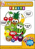 Fruits - English Flashcards