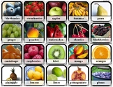 Fruits Picture Matching and Labeling for Autism