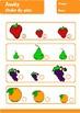 Fruits Worksheets Age 4-5