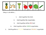 Fruits and Vegetable Addition
