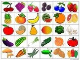 Fruits and Vegetables #1