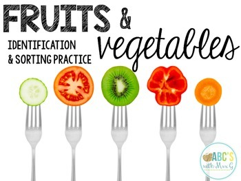 Fruits and Vegetables Identification & Sorting