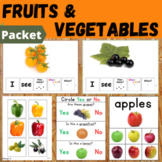 Fruits and Vegetables Packet