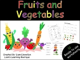 Fruits and Vegetables - PreK to G2 - Science